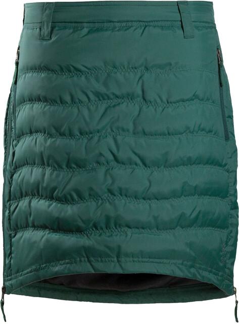 SKHoop W's Short Down Skirt Forest Grön